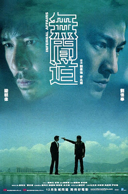 Infernal Affairs 2002 movie poster
