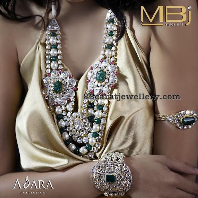 MBJ Grand Polki Jewelry