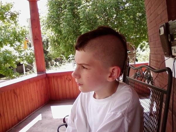 Mohawk Teen 118
