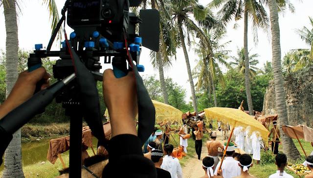 Darwin Mahesa: Garap Film 'Tirtayasa the Sultan of Banten'
