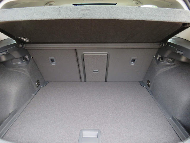 VW Golf TSI Comfortline 2017 Flex -porta-malas