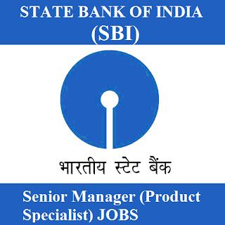 State Bank of India, SBI, Bank, Senior Manager, Post Graduation, freejobalert, Sarkari Naukri, Latest Jobs, sbi logo