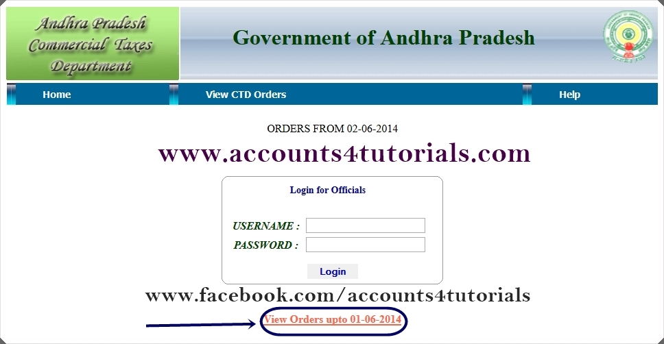 commercial tax login