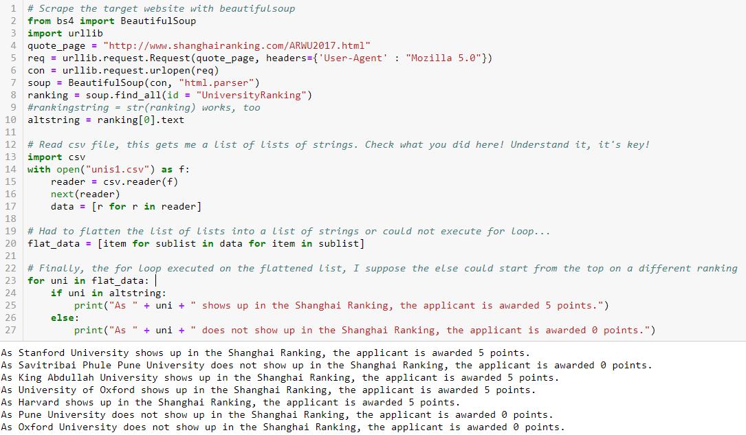 HTTP ERROR 403 FORBIDDEN URLOPEN PYTHON - Research Report