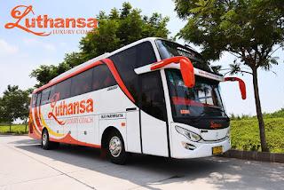 Sewa Bus Pariwisata SHD Jakarta Luthansa 2019