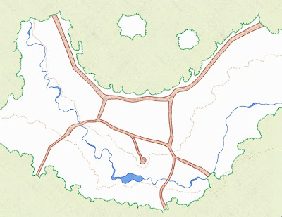 Map 002: Forest Village