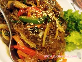 kuliner cilegon makanan korea enak amirang restoran