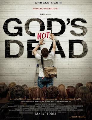 dios no está muerto God's Not Dead 2014 online