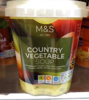 M&S Country Vegetable Soup