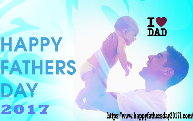 Best Wishes Of Happy Fathers Day 2017 From Son & Daughter To My Dad - Father's Day 2017 Wishes