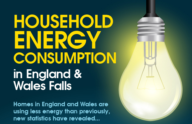 Image: Household Energy Consumption In England And Wales Falls