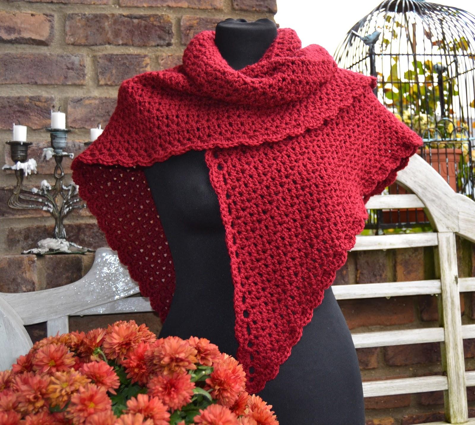 dorotheas shawl ein schal fr dorothea - Muster Fur Dreieckstuch