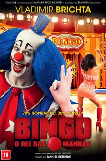 Bingo: O Rei das Manhãs - HDRip Nacional