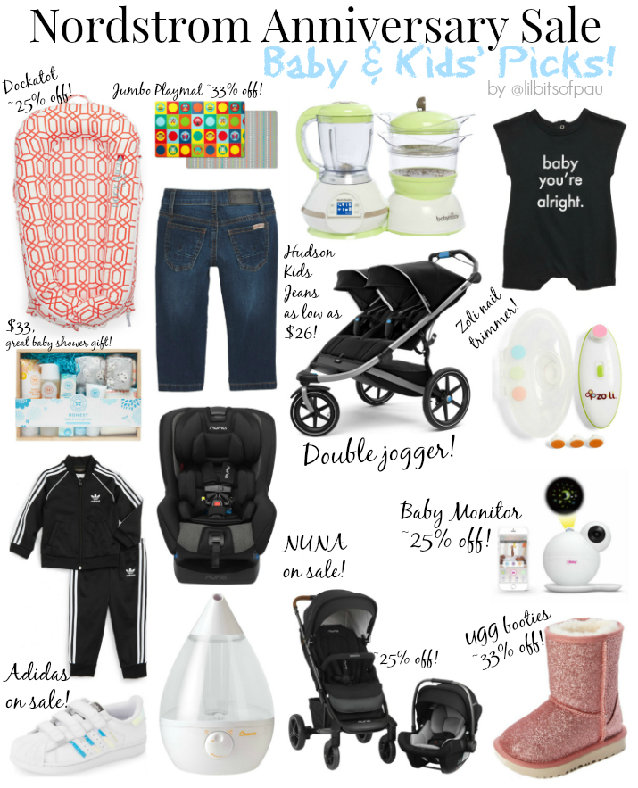 Nordstrom Anniversary Sale Baby and Kids picks, Nordstrom Anniversary Sale Baby deals