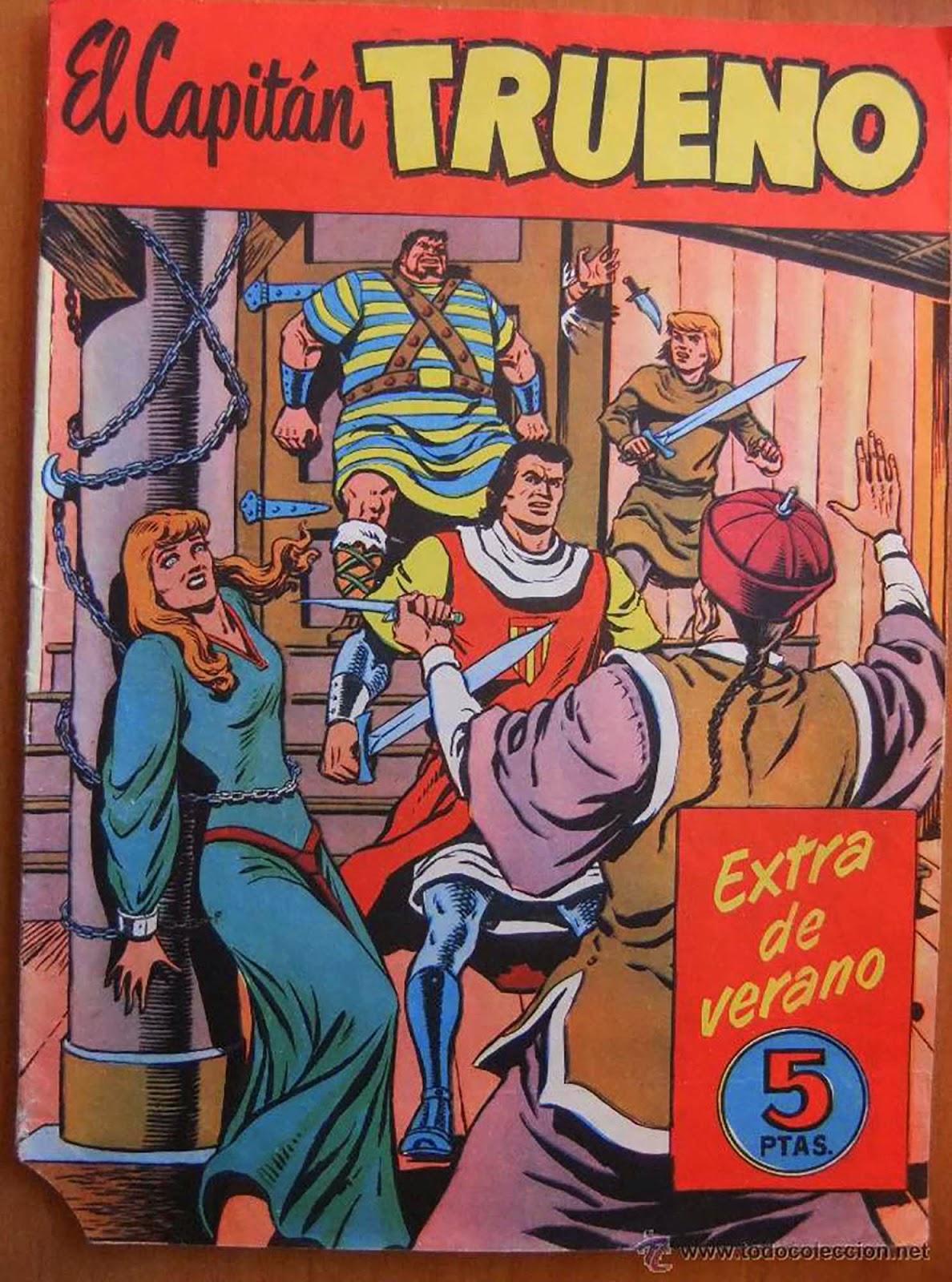 A Puerta Cerrada Comic Porno Todocoleccion asociacion de amigos de el capitÁn trueno: junio 2014