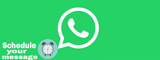 Best ways to schedule a WhatsApp message for future delivery