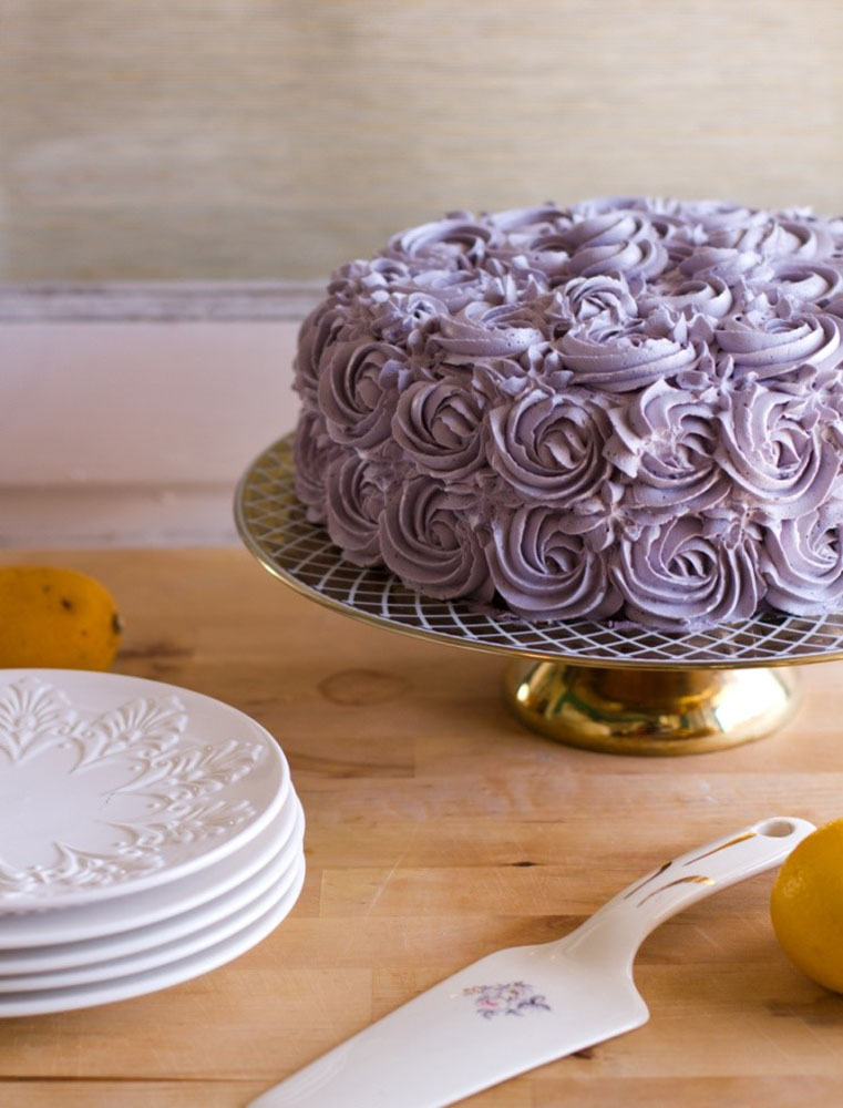 Recipe Method Of Blueberry Fudge Cake