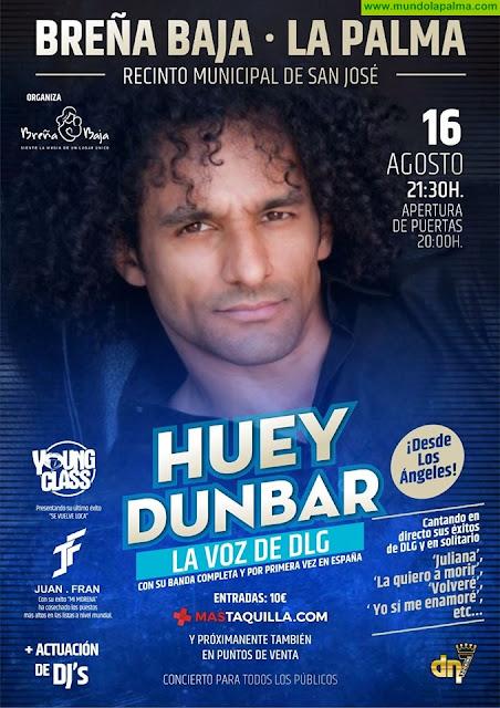Huey Dunbar en Breña Baja