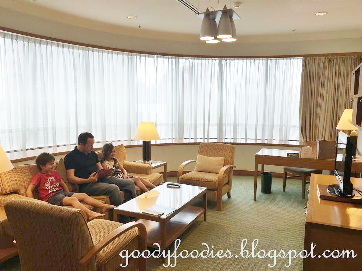 GoodyFoodies: Family Suite @ Pullman KLCC Hotel & Residences