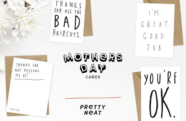 different mothers day cards