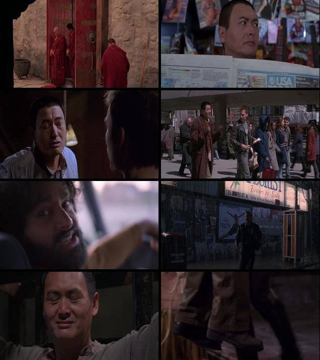 Bulletproof Monk 2003 Dual Audio Hindi 480p BRRip