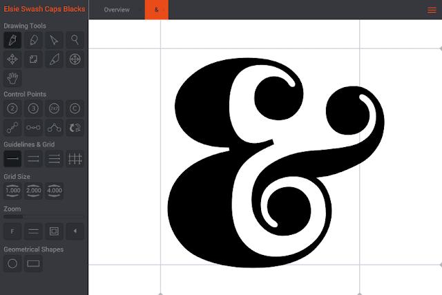 Δωρεάν πρόγραμμα δημιουργίας γραμματοσειρών