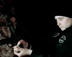 Joven Asesino de Isis