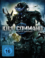 pelicula Kill Command (2016)