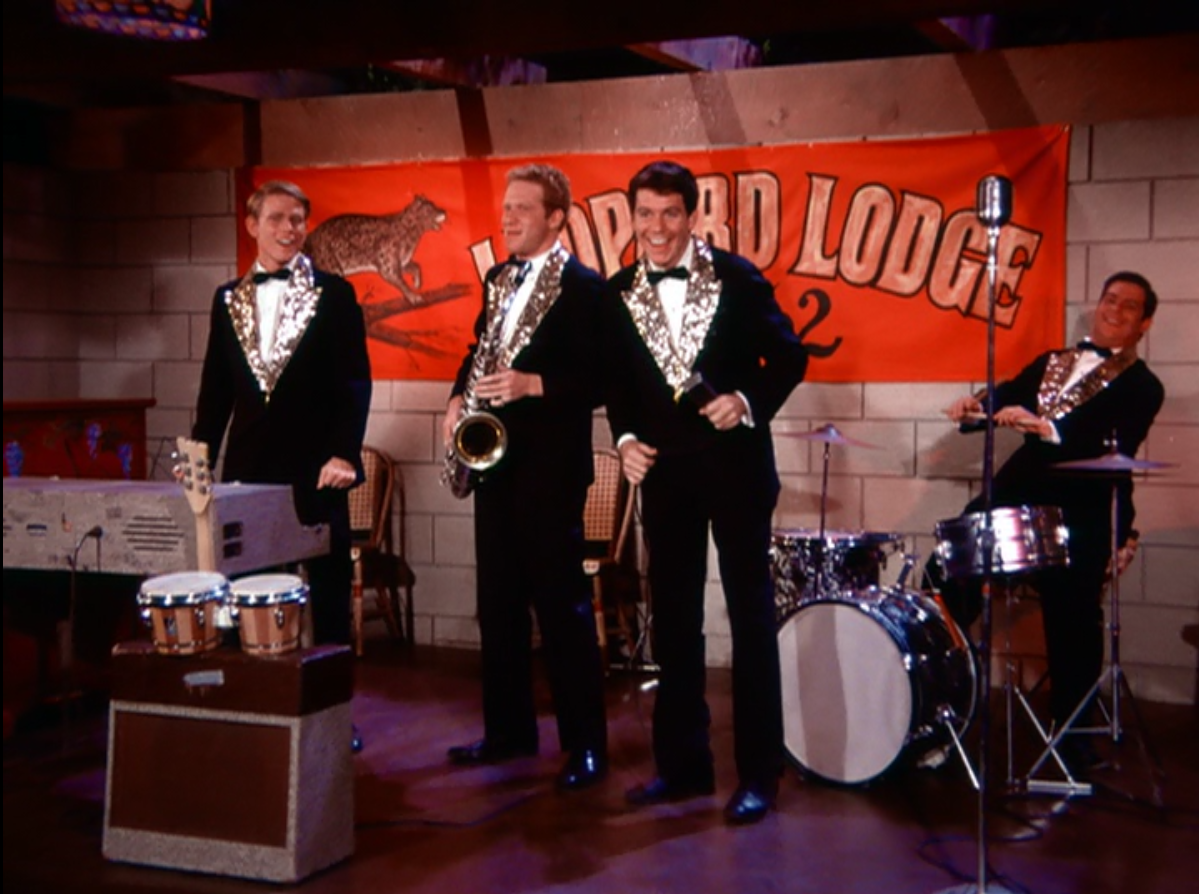 The Brady Bunch Blog: Richie Cunningham's Band On The ...