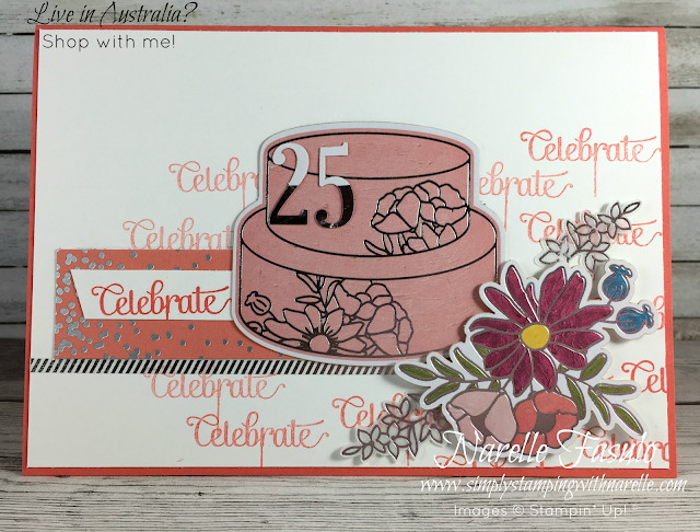 Sweet Soiree Embellishment Kit - Make stunning cards without stamps - Get yours here - https://www3.stampinup.com/ECWeb/product/145578/sweet-soir%C3%A9e-embellishment-kit?dbwsdemoid=4008228