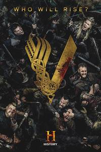 vikings tv series paling populer