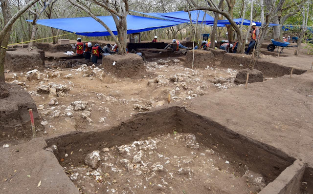 Over 5,000 artefacts uncovered at Mexico's Tamaulipas archaeological site
