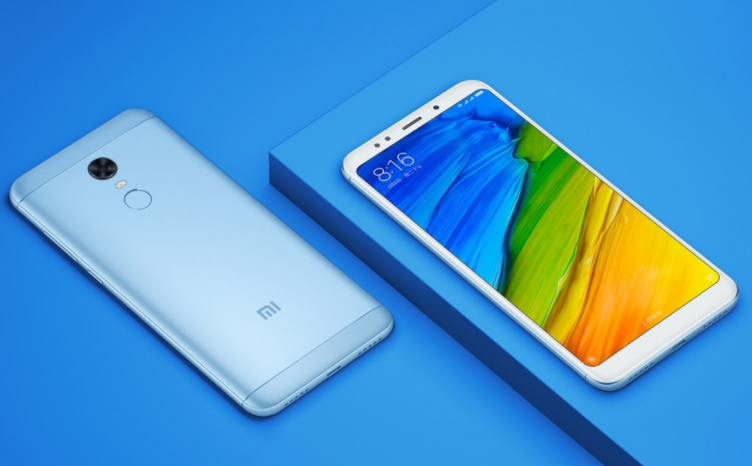 Xiaomi launches Redmi 5 and Redmi 5 Plus with FullView displays
