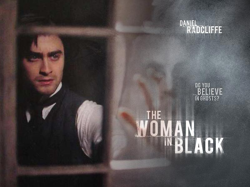 Where Reality & Fantasy Get Confused : The Woman In Black