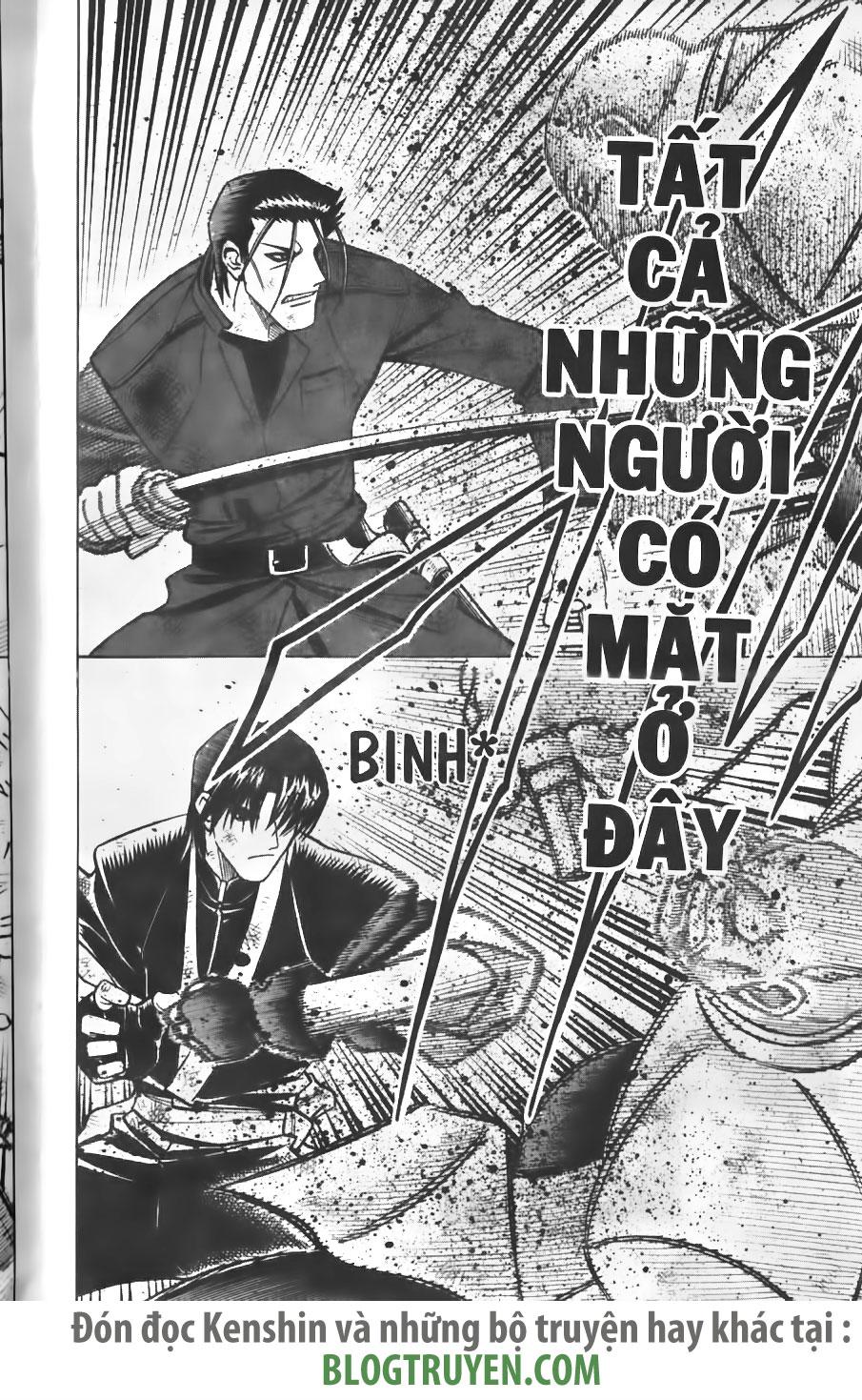 Rurouni Kenshin chap 242 trang 16