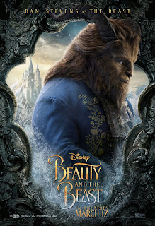 Beauty and the Beast (2017) Poster Dan Stevens
