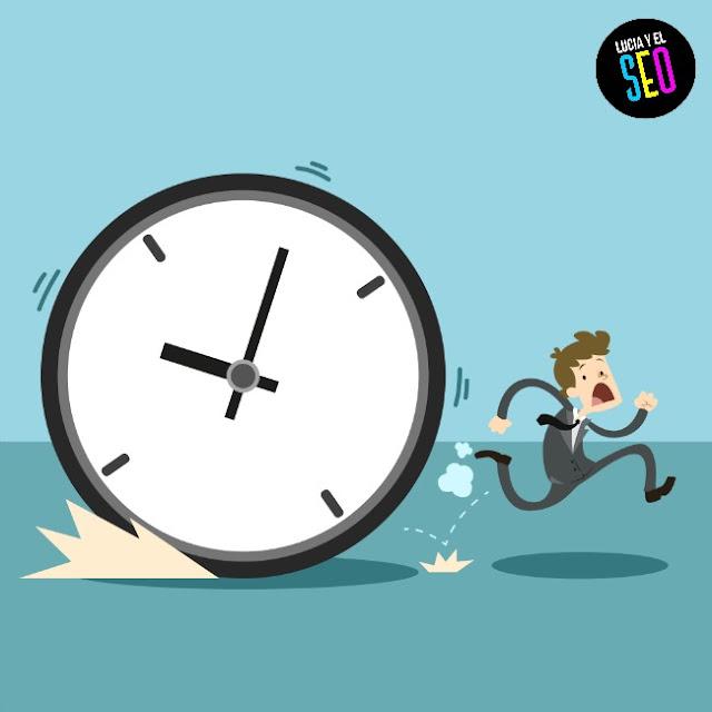 como gestionar el tiempo, organizacion de tiempo, agenda