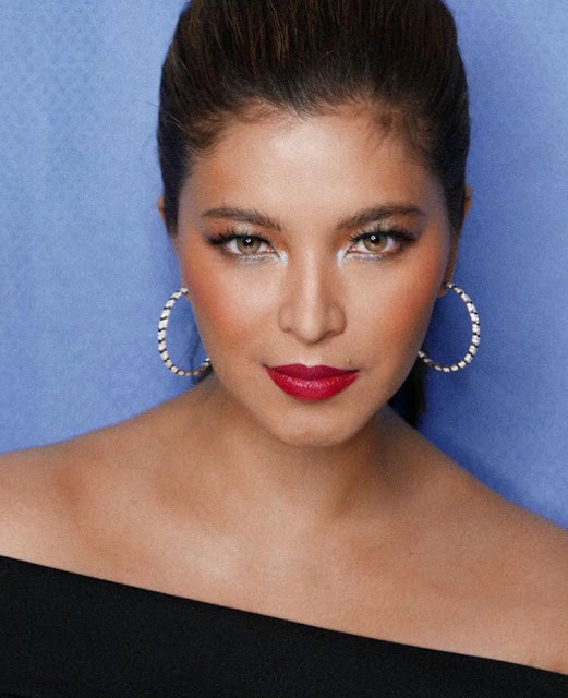 Throwback Photo Proves Angel Locsin Is Already Stunning During Her Younger Years