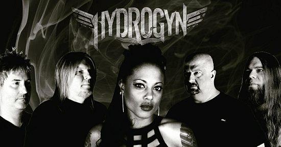 HYDROGYN - Redemption (2017) inside