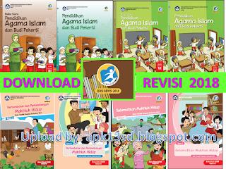 Buku Kurikulum 2013 SD Revisi 2018