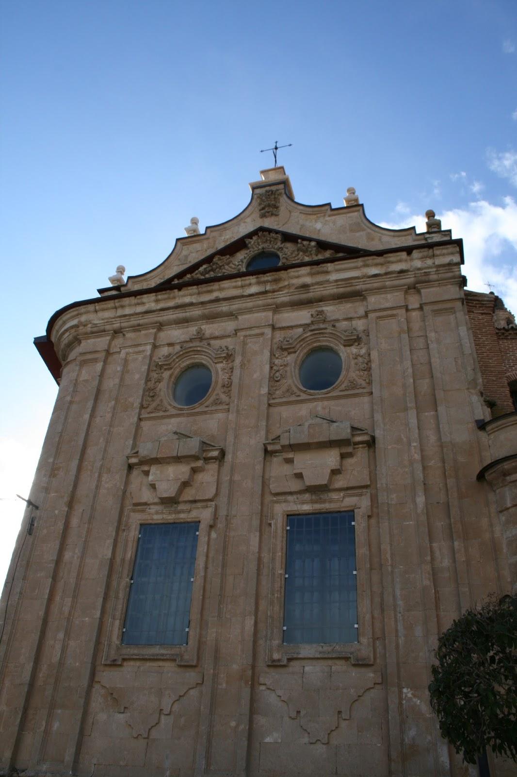 Maravillas Ocultas De Espana Nava Del Rey Valladolid La Iglesia