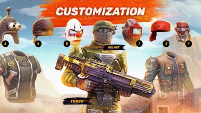 Guns of Boom - Online Shooter Mod Apk