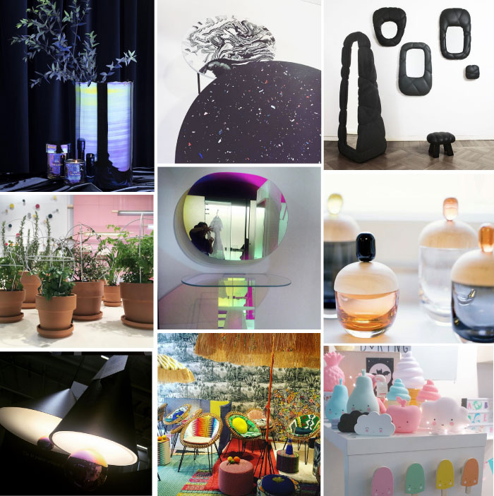 Dispatch from france instagram hightlights at maison et for Decoration maison instagram
