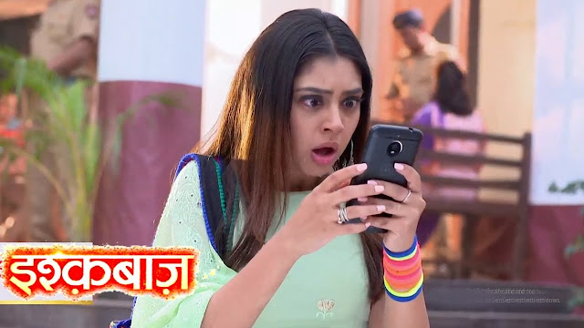 High Voltage Drama : Shivaansh Mannat's game of rivalry begins in Ishqbaaz