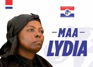 Lydia Alhassan is a 'slay widow' – Sammy Gyamfi