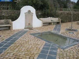 Fonte de Vale de Serrão de Castelo de Vide, Portugal (Fountain)