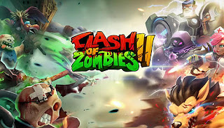 Download Clash Of Zombies 2: Atlantis Full Game APK