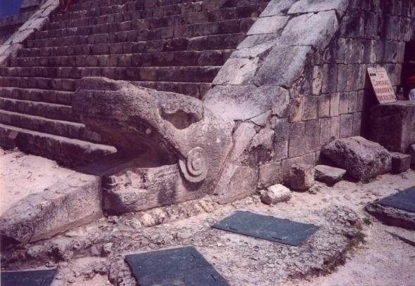 Resultado de imagen de TEMPLO DE KUKULCÁN