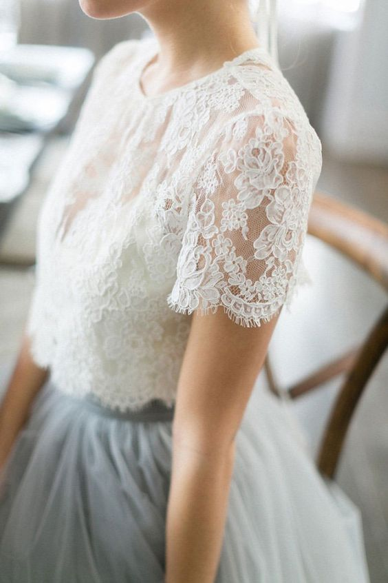 7 Mind blowing Lace Dresses For Pretty Ladies