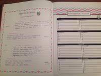 Objectifs annuels Bullet Journal
